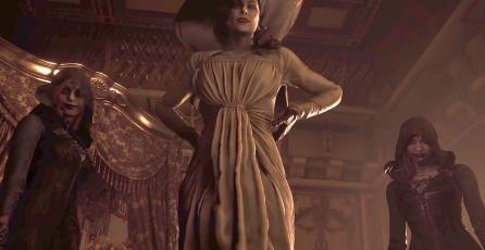 <em>Resident Evil Village</em> lucirá en PC con Ray Tracing y AMD FidelityFX