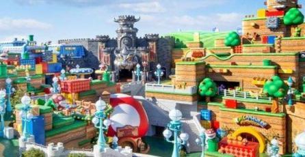 Super Nintendo World de Orlando se retrasa y tendrás que esperar muchos años para ir