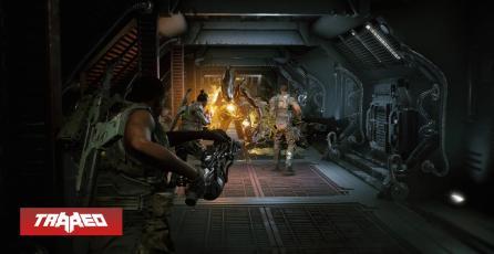 Aliens Fireteam: Entretenido gameplay de 25 minutos plagado de disparos y Xenomorfos