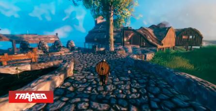 La comunidad de Valheim sigue creando y construyendo grandes maravillas