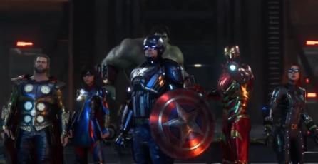 Marvel's Avengers - Tráiler Next Gen