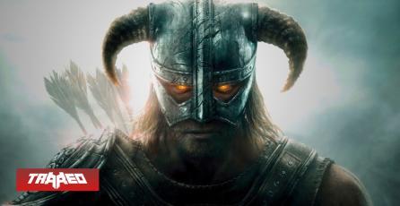 Netflix ya estaría trabajando en una serie de The Elder Scrolls