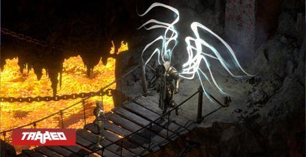 Podrás continuar tus partidas de hace 20 años en Diablo II Resurrected