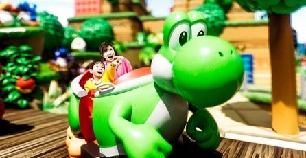 ¡Por fin! Super Nintendo World abrirá sus puertas en Japón este mes