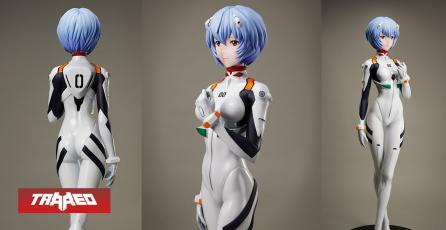 Ya puedes preordenar tu figura tamaño real de Rei Ayanami