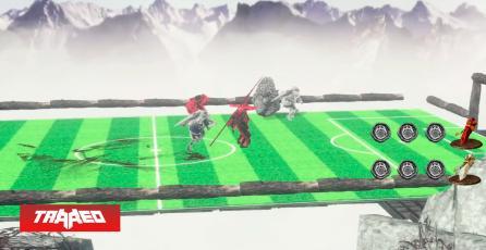 Dark Souls 3 ya tiene su propio mod para jugar fútbol