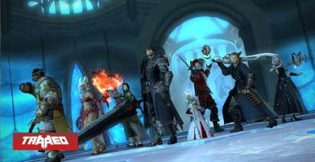 Square Enix banea a casi 6.000 jugadores de Final Fantasy XIV por comerciar con dinero real