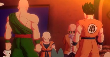 """Dragon Ball Z: Kakarot - Tráiler DLC """"Trunks: The Warrior of Hope """""""