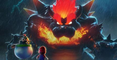 <em>Super Mario 3D World + Bowser's Fury</em> se aferra a la cima de Reino Unido