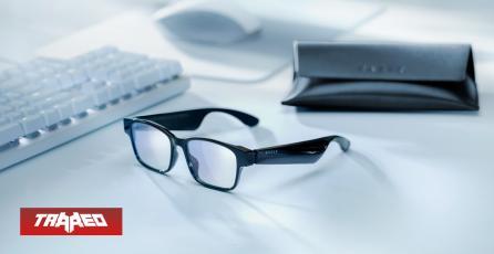 Razer presenta sus lentes gamer que cuidan tu vista y a la vez te dan inmersión de sonido total