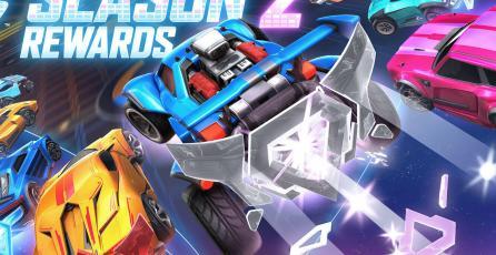 <em>Rocket League</em>: la Temporada 2 durará más de lo esperado; revelan recompensas competitivas