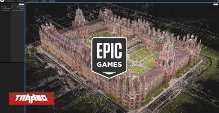 Epic Games compró una empresa de Reallity Capture que le ayudará a tener mejores modelos 3D
