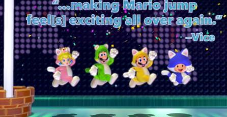 Super Mario 3D World + Bowser's Fury - Tráiler de la Crítica
