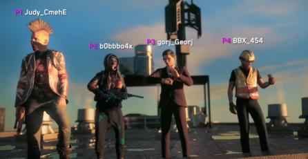 "Watch Dogs: Legion - Tráiler Lanzamiento ""Online Mode"""