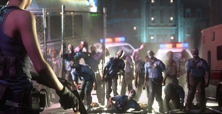 Nuevo póster de la película de <em>Resident Evil</em> revela a sus personajes
