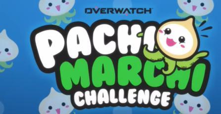 "Overwatch - Tráiler de Evento ""PachiMarchi Challenge"""