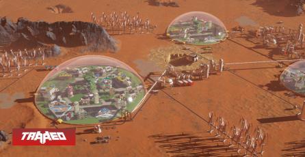 JUEGO GRATIS: Surviving Mars es el juego gratis de Epic Games