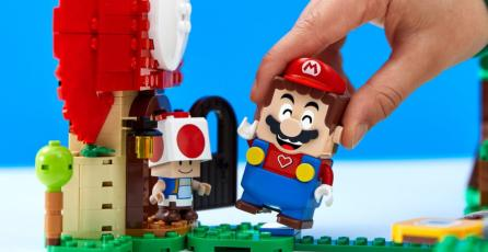 Sets de LEGO de <em>Super Mario</em> se convierten en una de las colecciones más exitosas