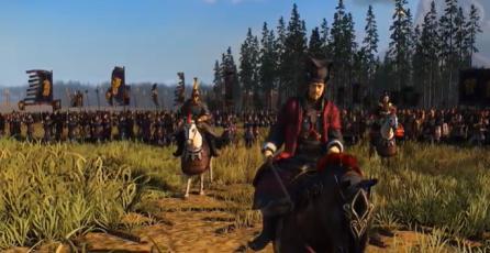 "Total War: THREE KINGDOM - Tráiler Lanzamiento DLC ""Fates Divided"""