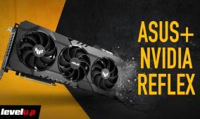Gana más partidas con Nvidia Reflex y ASUS