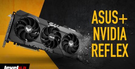 Te explicamos qué es Nvidia Reflex y cómo ASUS te puede ayudar a ganar más partidas