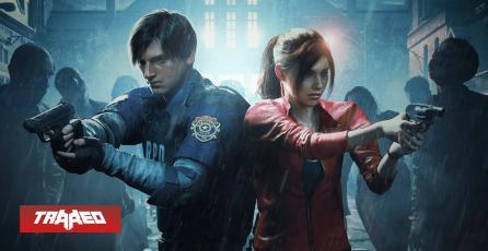 Actores de Resident Evil 2 Remake regresarán para la serie de Netflix Infinite Darkness