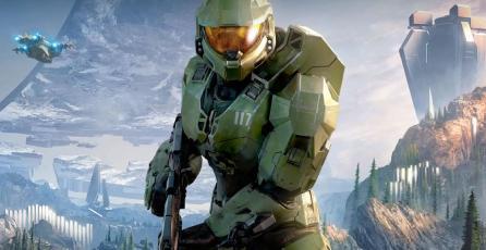 <em>Halo Infinite</em> promete un mundo dinámico con nuevos biomas
