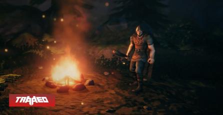 Jugador de Valheim logra derrotar a 2 jefes solamente usando fogatas