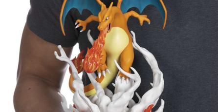 <em>Pokémon</em>: figura de Charizard se agota al instante y alcanza precios altísimos en reventa