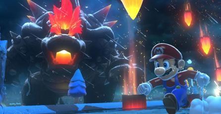 <em>Super Mario 3D World + Bowser's Fury</em> fue el éxito de febrero en Europa