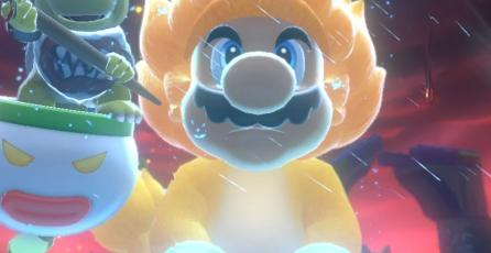 <em>Super Mario 3D World</em> por fin vive su momento de gloria en EUA