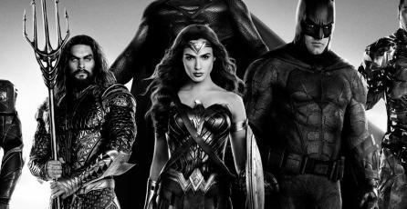 El <em>Snyder's Cut </em>de <em>Justice League</em> tiene una referencia accidental a <em>Halo</em>