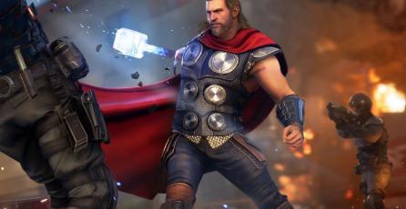 Crystal Dynamics: compromiso con <em>Marvel's Avengers</em> es por los próximos años