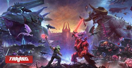 DOOM Eternal: The Ancient Gods 2 estrena teaser y el DLC podría llegar el 18 de marzo