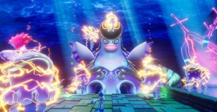 Ni el primer parche de <em>Balan Wonderworld </em>arreglará todos sus problemas