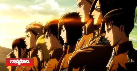 Este domingo se viene Doble Episodio de estreno de Attack of Titan por retraso debido a temblor en Japón