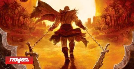 Comic de God of War introduce la mitología egipcia al universo de la franquicia