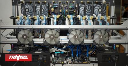 Así luce una granja de criptomonedas con GeForce RTX 3090 y refrigeración líquida