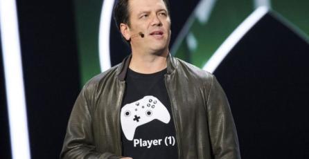 Captan a Phil Spencer jugando en xCloud, el servicio desde la nube de Xbox