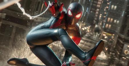 ¡A un lado <em>Mario</em>! <em>Spider-Man: Miles Morales</em> tiene el primer lugar en Reino Unido