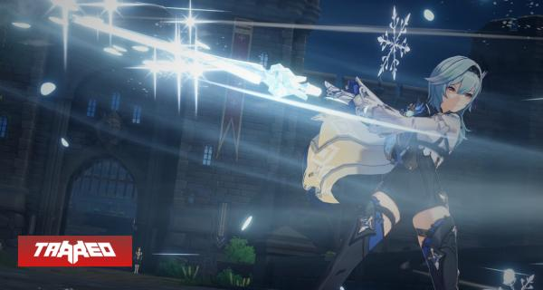 Genshin Impact recibirá 2 nuevos personajes revela filtración
