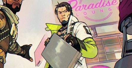 <em>Apex Legends</em> expandirá su lore con una serie de cómics