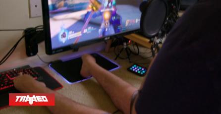 Jugador de Overwatch llega a rango MAESTRO ocupando solo sus pies