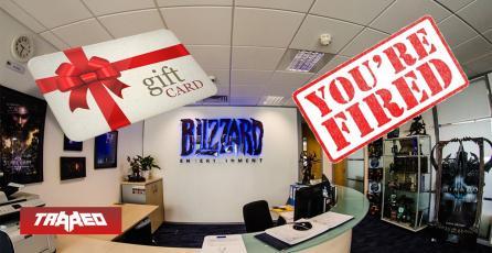 Los 190 trabajadores despedidos de Blizzard recibirán giftcard de $200 dólares en BattleNet