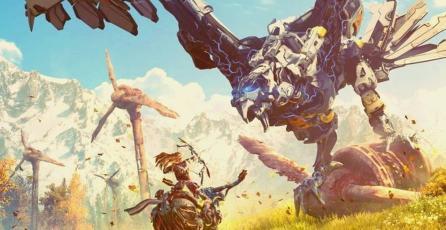 Sony te dará gratis <em>Horizon Zero Dawn</em> y 9 juegos más para PlayStation 4