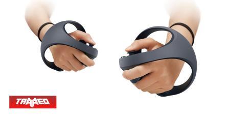 Sony presentó su nueva generación de controles VR para PS5