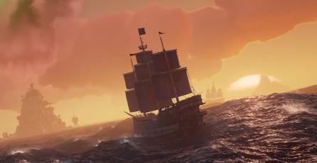 Sea of Thieves supera los 20 millones de jugadores y lo celebra con regalos