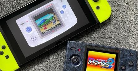 La colección definitiva del Neo Geo Pocket Color ya llegó a Switch