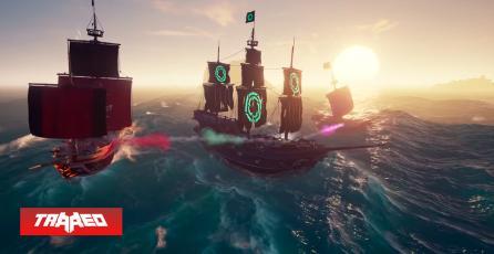 Sea of Thieves alcanza 20 millones de jugadores
