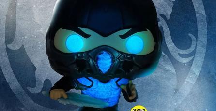 Película de <em>Mortal Kombat</em> tendrá una genial serie de figuras Funko Pop!